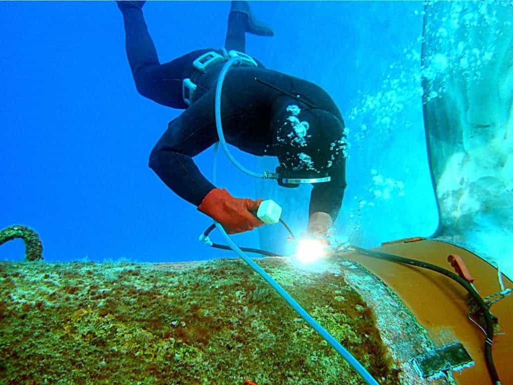 underwater-welding