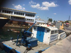 Port facilities maintenance