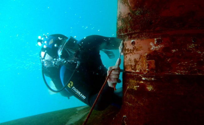 Underwater-propeller-repair