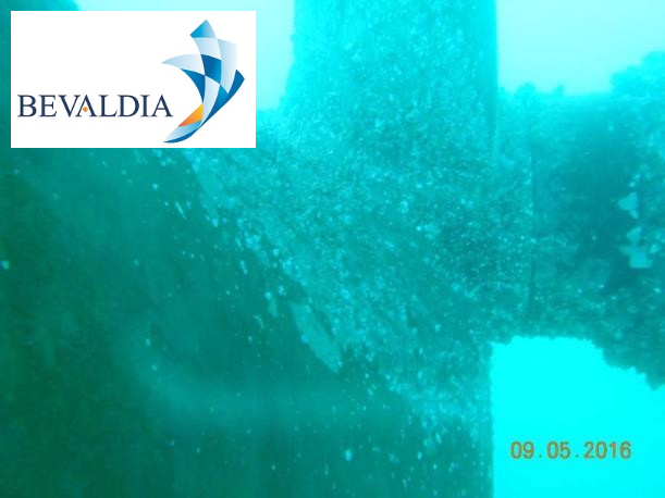 Underwater propeller cleaning and polishing Lome, Togo BEVALDIA PSOMAKARA