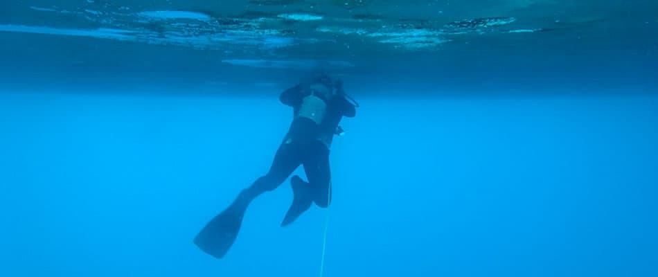 In-water-survey