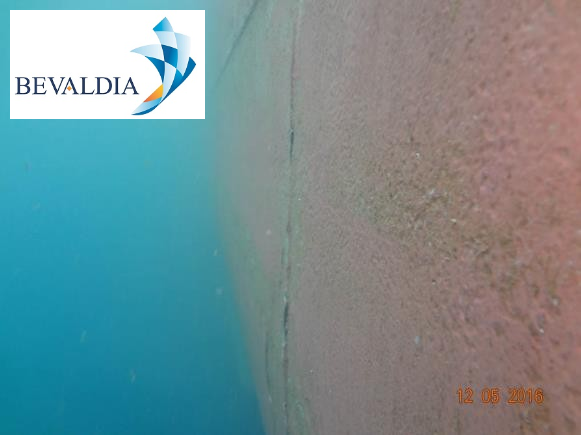Underwater hull cleaning Lome, Togo BEVALDIA PSOMAKARA