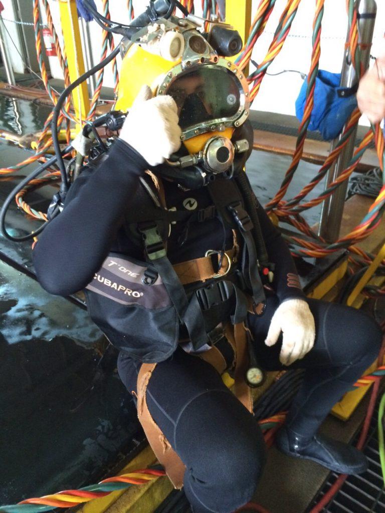 Diving Team