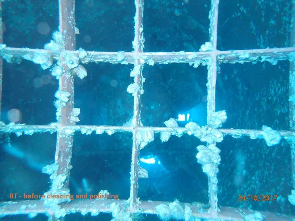 Underwater-bow-thruster