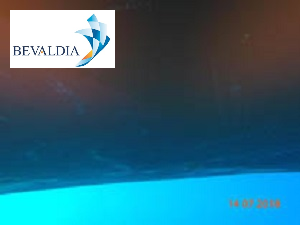 Underwater hull cleaning Chios, Greece BEVALDIA PSOMAKARA