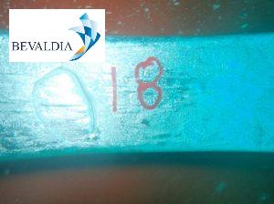 Underwater installation of anodes Corfu, Greece BEVALDIA PSOMAKARA