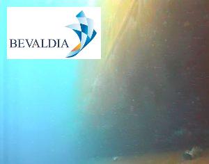 In water class survey Larnaca, Cyprus BEVALDIA PSOMAKARA
