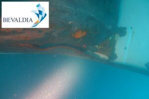 In water class survey Suez, Egypt BEVALDIA PSOMAKARA