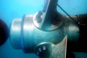 IN WATER PROPELLER CLEANING & POLISHING (BEVALDIA-PSOMAKARA)
