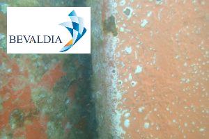 Underwater hull and propeller cleaning China BEVALDIA PSOMAKARA