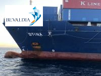 Vessel re naming services BEVALDIA-PSOMAKARA