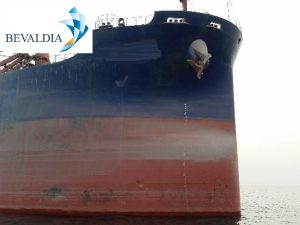 Underwater inspection for damages Conakry, Guinea BEVALDIA PSOMAKARA