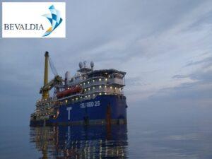Underwater hull cleaning Balikpapan Indonesia BEVALDIA PSOMAKARA