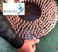 SOFT NYLON BRUSHES FOR SILICON PAINT BEVALDIA-PSOMAKARA) 1