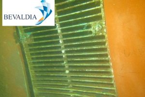 IN WATER HULL CLEANING AND PROPELLER POLISHING AND PHOTO INSPECTION IN BALBOA PANAMA (BEVALDIA PSOMAKARA) 14