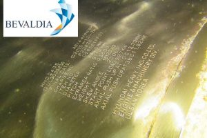 IN WATER HULL CLEANING AND PROPELLER POLISHING AND PHOTO INSPECTION IN BALBOA PANAMA (BEVALDIA PSOMAKARA) 8