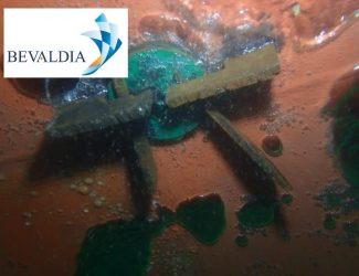 IN WATER ECHO SOUNDER REPLACEMENT IN INSTANBUL TURKEY - (BEVALDIA-PSOMAKARA) 3