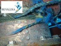UNDERWATER REMOVAL OF ENTANGLEMENTS AND FOREIGN BODIES BEVALDIA-PSOMAKARA 7