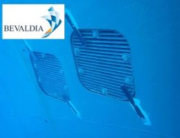 UNDERWATER WELDING-SECURING OF SEA CHESTS