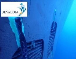 UNDERWATER WELDING-SECURING OF SEA CHESTS 3