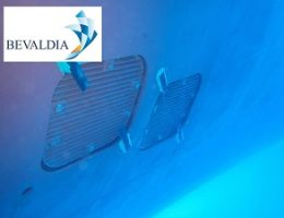 UNDERWATER WELDING-SECURING OF SEA CHESTS 5